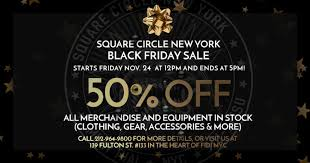 50 Off On Black Friday by Black Friday Nov 24th 50 Off On All Merchandise Square Circle