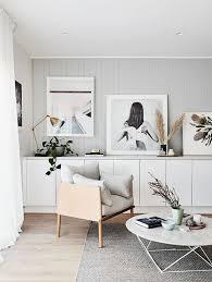 beautiful scandinavian inspired living room 8 scandinavian