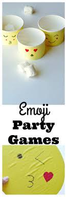 Emoji Party Game Ideas