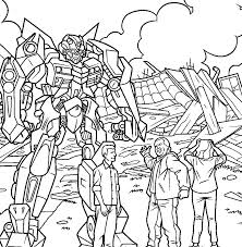 Coloriage De Transformer Dessin Coloriage Transformers 6 5815