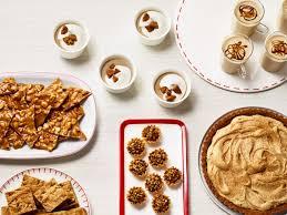 Pumpkin Cheesecake Gingersnap Crust Food Network by 50 Gingerbread Treats Food Network