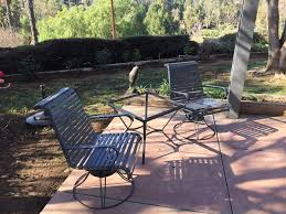 Vintage Homecrest Patio Furniture cfr patio vintage patio furniture gallery u0026 rare patio furniture