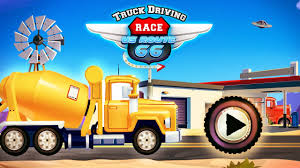 Truck Driving Race - U.S. Route 66 - Racing Game - Tiny Labs For ... Racing Games For Toddlers Android Apps On Google Play Fire Truck Cartoon Games For Children Monster Stunt Videos Kids Police Tow Car Wash Toddlers Youtube Tow Truck Car Wash Game Pinterest Vehicles Match Carfire Truckmonster Cars Ice Cream Truckpolice