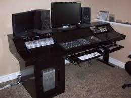 Recording Studio Computer Desk