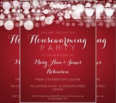 Free Housewarming Invitation