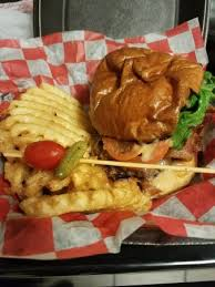 The Backyard Burger Picture of North Bar North Little Rock