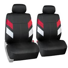 Neoprene Car Seat Covers For Auto Car SUV Van Front Bucket 12 Colors ...