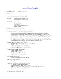 College Soccer Player Profile Template Resume Coach High ... Hockey Director Sample Resume Coach Template Sports The One Page Resume Maya Ford Acting Actor Advice 20 Tips Calligraphy Dean Paul For Uwwhiwater Football Coach Candidate Austin Examples Best Gymnastics Instructor Example Livecareer Form Resume Format Inspiration Ideas Creatives Barraquesorg Coaching Samples Pretty Football