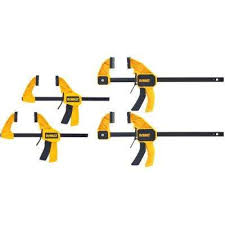 Clamp Set 4 Piece