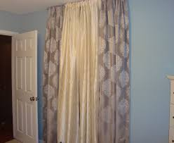 Walmart Grommet Blackout Curtains by Curtains Luxury Interior Decorating Ideas With Cool Eclipse