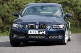BMW 3 Series Coupe 2006 2013 ride & handling