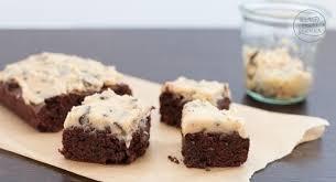 cookie dough brownies mit keksteig backen macht glücklich