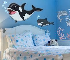 stickers dauphin vente stickers fond marin pour enfants decore