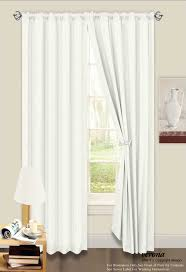 Lined Curtains For Bedroom by Bedroom White Bedroom Curtains 5 Bedroom Design White Cotton