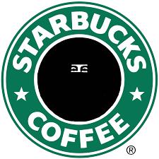 Original Starbucks Logo Transparent