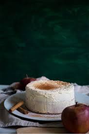 vegane apfel zimt torte mit creme einfach und lecker