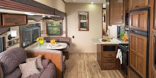 Fifth Wheel Campers With Front Living Rooms by Eagle Ht Fifth Wheels By Jayco Jayco Inc