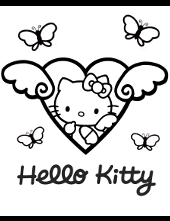 Printables For Girls Printable Coloring Books Kids Keep Calm And Love Hello Kitty