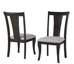 Aubrey Side Chair (Espresso) (Set Of 2) Steve Silver Furniture ... Zipcode Design Alesha Side Chair Reviews Wayfair Baxton Studio Reneau Modern And Contemporary Gray Fabric Three Posts Kallas Upholstered Ding John Thomas Windsor From 9900 By Danco Chairs The Home Depot Canada Cheap Kid Wood Table And Set Find Dcg Stores Buy Espresso Finish Kitchen Room Sets Online At Overstock Michelle 2pack Shop Nyomi Of 2 Christopher Knight Creggan Joss Main