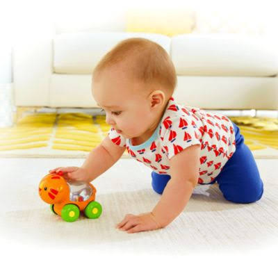 Fisher-Price Poppity Pop Tiger Toy