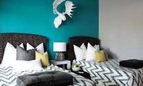 chambre bleu turquoise décoration peinture chambre bleu turquoise 12 nimes salon du