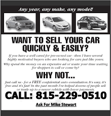 sell your vehicle rock river block rockford il