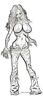 Pin Up Zombie Girls