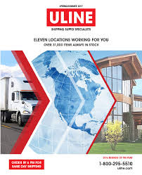 ULINE Cover Distribution Catalog