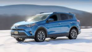 2018 Toyota RAV4 Hybrid Review: Solid, Roomy Performer Gets 30+ MPG ...