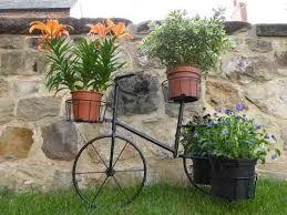 Metal Garden Planters UK Gardens