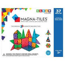 magna tiles 100 target magna tiles clear colors 37 set target