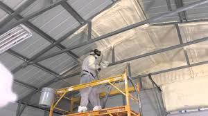 Spray Foaming A Pole Barn (time Lapse) - YouTube Pole Barn 40x64x16 Page 19 Hoosier Square Insulation Foam Polyurethane Indiana Insulateupgrade Existing Barnshop Building New 36x60 Advice On Venting And Spray Foam Insulation Audubon Ia Iowa Insulators Finished With Metal Liner Kit Clothes Pinterest Diy Barns 7 Reasons To Choose Steel Over Buildings Residential Barn Insulated Spray Td Fischer Insulate For Pole Rollup Doors