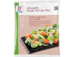 légumes pour pot au feu 1 kg surgelé livré chez vous par