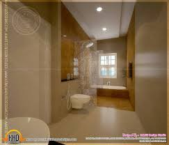 master bedroom bathroom interior design kerala home house