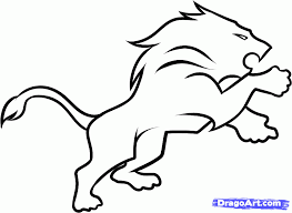 Full Size Of Coloring Pagefancy Lion Simple Drawing Tattoo Page Dazzling