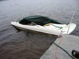 Pontoon Boat Sinks Nj by Sunken Boat Recovery Lake Hopatcong Nj