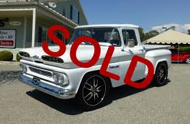 1960 Chevrolet C10 Stepside Short Bed Pick Up