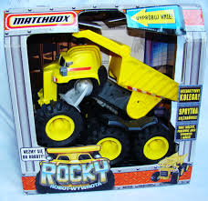 MATCHBOX ROCKY ROBOT-WYWROTKA INTERAKTYWNA MÓWI - 7081302365 ... Rockys Friend Robot Trucks Club Receipts Spin Master Paw Patrol Truck Wwwtopsimagescom New Dinotrux Ty Rux Vs Rocky The Dance Battle Mattel Find More Matchbox For Sale At Up To 90 Off Tobot Philippines Price List Toys Action Figures Can8217t Find Zhu Pets Try These Ideas Christmas Amazoncom Games Read This Before Buy Smokey The Fire Truck Toy Cars Vehicle Playsets Wilkocom Matchbox Deluxe By Shop Real Talking Youtube
