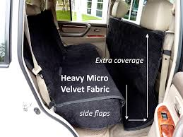 100 Best Seat Covers For Trucks Mosa Micro Velvet Quilted And Padded Dog Car Back