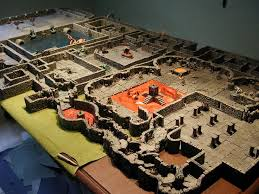 3d Dungeon Tiles Dwarven Forge by 27 Best Dwarven Forge Images On Pinterest Miniatures Hirst Arts