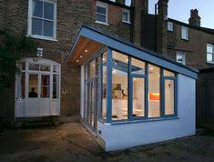 Modern Kitchen And Dining Room Extension