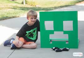 Looking For Minecraft Party Games And Ideas Learn How To Make Your Own Bean