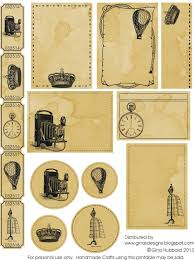 Image Result For Vintage Scrapbook Designs Printable
