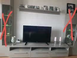 sideboard wohnwand wohnzimmer tv kommode