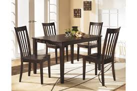 Hyland Dining Room Table And Chairs (Set Of 5) - Triad Goodwill Galleon 2xhome Set Of Four 4 Plastic Side Black Dark Six 6 Clear Large Size Less Armchair Stackable 11430 French Weave Mattress Fniture For Aldwin Gray Ding Table W4 Restoration Hdware Look Less My Fniture Fancy Fix Rooms Room Chairs Rustic Exciting For Tayabas Cane Chair Look Life On Virginia Street Covers Ideas Trends Also Attractive Make And Chairs Trend Adde Black Home Glamour Arts Italian Designer Painted Cream Wood Tables 42 Round Small Spaces And