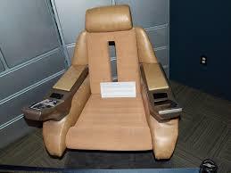 Star Trek Captains Chair by Tng Captain Picard U0027s Chair Star Trek Ksc 6220304