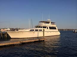 Ocean Romance B&B Yacht Newport RI Booking