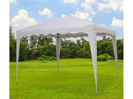 tonnelle de jardin pliante en polyester svetlana 3 x 3 m 68237