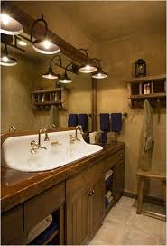 Rustic Bathroom Lighting Ideas - Svardbrogard.com Great Bathroom Pendant Lighting Ideas Getlickd Design Victoriaplumcom Intimate That Youll Love Flos Usa Inc 18 Beautiful For Cozy Atmosphere Ligthing Height Of Light Over Sink Using In Interior Bathroom Vanity Lighting Ideas Vanity Up Your Safely And Properly Smart Creative Steal The Look Want Now Best To Decorate Bathrooms How A Ylighting