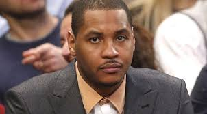 Carmelo Anthony I m Not Shutting it Down for the Season Yet